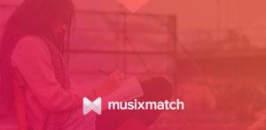 Musixmatch Lyrics Detect App